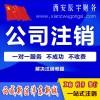 西安西咸新区沣东新城公司注销