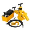 工程车轮胎扒胎机 便携式气动液压剥胎器 档位可调节