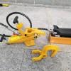 拆装轮胎扒胎机 脚踏板式剥胎机 气动液压拆胎机