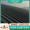 陕西商洛防腐复合瓦 覆膜树脂瓦 新型墙体建材防水防潮